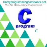 DO My C Homework