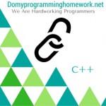 Do My C Plus plus Homework