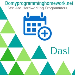 Do my homework programming