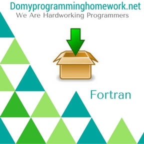 Do My Fortran Homework