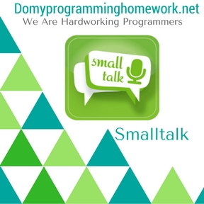 Do My Smalltalk Homework
